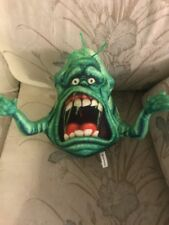 """2016 10"""" Ghostbusters Ghost Busters Slimer Open Mouth Plush Doll Figure Toy"""