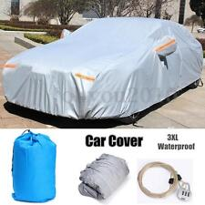 10Layers Car Cover Waterproof Sun UV Snow Dust Rain Resistant Protection Outdoor