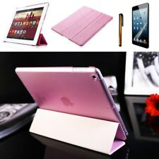 Smart Magnetic Leather Flip Cover Stand Back Case For iPad 2/3/4/mini/Air/Air 2