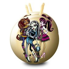 Monster High Kids Bouncy Ball Inflatable Riding on Outdoor Indoor Toys Games