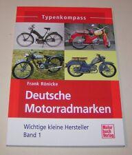 Deutsche Motorradmarken - Dürkopp, Bastert, Express, AWD, Bücker, Bauer, Anker !