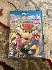 Mario Party 10 (Nintendo Wii U, 2015) Game W/ Case