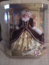 Nrfb 1996 Happy Holidays Barbie Gorgeous