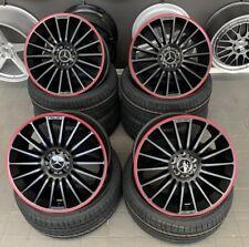 19 Zoll KT15 Felgen für Mercedes A C Klasse A45 AMG W176 W177 F2A W204 W205 W212