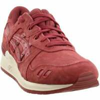 ASICS GEL-Lyte III  Casual   Shoes - Red - Mens