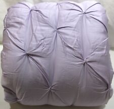 Pottery Barn Kids Lavender Audrey Twin Quilt