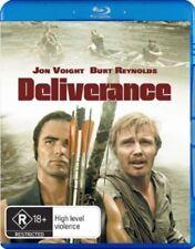 Deliverance - Region B - Blu-ray - Like New!