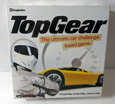 Top Gear Official Ultimate Car Challenge Board Game