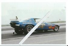 1970s Drag Racing-Jungle Jim Liberman's 1972 Camaro Revell Blown NitroFunny Car