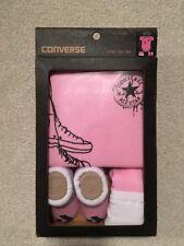 Converse Infant 3pc Set 0-6 Months