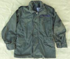 vintage M65 OG-107 FIELD coat JACKET SMALL Regular S m1965 date 1982