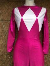 Mighty Morphin Power Rangers Pink Ranger Pullover Erwachsene Kostüm Klein 4 - 6