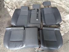 Renault Megane sport 03-08 225 2.0 16v Turbo half leather interior rear seats