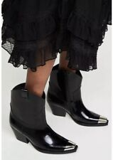 NWB JEFFREY CAMPBELL DEFENCE Western Boots, 9, $175
