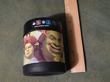 (2010) Dreamworks *Shrek Forever After* (Thermos) FunTainer 10oz. Food Jar (Ltd)