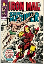 IRON MAN and SUB-MARINER # 1