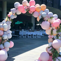 Macaron Arch Kit Latex Confetti Balloon Happy Birthday Wedding Baby Shower Party