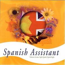 Spanish Assistant from Globalink - CD ROM (1995)