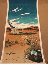 The Cook Breaking Bad - 2010 Tim Doyle poster print AMC Walter White SIGNED