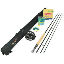"""TFO PRO II 4wt 8'0"""" Fly Rod Outfit : TF 04 80 4 P2"""