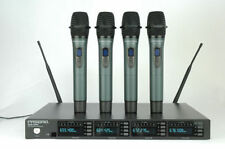 Handheld/Stand-Held UHF Pro Audio Microphones