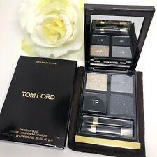 Tom Ford Eye Color Quad 10 TITANIUM SMOKE ~ Eye Shadow RARE, New in Box