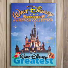 Walt Disney 24 Classics Movie Collection Lot (Dvd, 12-Disc Set) Factory Sealed