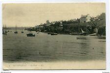 CPA-Carte postale-France - Le Conquet - Le Port (CP3285)