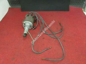 Distributor Complete Cover And Cables Plugs Lancia Fulvia Coupe & Sedan S1
