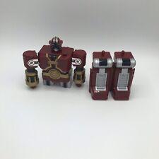 Bandai Power Rangers Zeo Deluxe Red Battlezord
