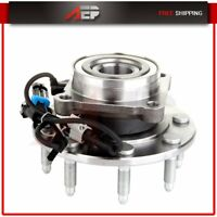 Wheel Hub Bearing And Assembly Front LH or RH Fits Chevy GMC 4X4 4WD ONLY W/ABS