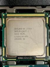 Intel i7-870 Quad-Core CPU SLBJG 2.93GHz 8MB HT Socket 1156 Lynnfield Processor