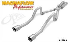 "00-04 Chevy Corvette C5 5.7L Magnaflow 2.5"" Cat-Back Dual Exhaust With Tip 15763"