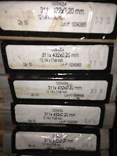 """50 Glunz Jensen iPlate Offset Print PlateWriter 12 1/4 x 17"""" .20mm 10054054"""