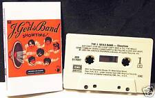 The J. Geils Band Showtime LIVE 11 track 1982 CASSETTE TAPE