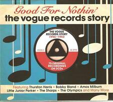 GOOD FOR NOTHIN' THE VOGUE RECORDS STORY 1956 - 1962 - 3 CD BOX SET