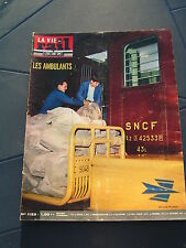 vie du rail 1967 1122 WYNENTAL SUHRENTALBAHN train postal AARAU TEUFENTHAL