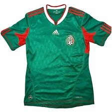 Adidas Mexico Mens Soccer Jersey Shirt Size small Climacool Green/Red Original