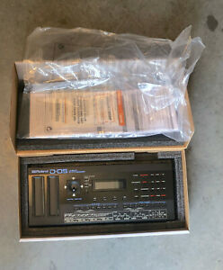 Roland D-05 Polyphonic Linear Synthesizer DigitaSynth w/ Box D05 Boutique Series