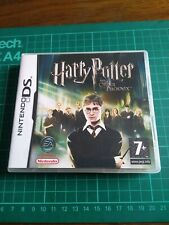 Harry Potter and the Order of the Phoenix (Nintendo DS, 2007)