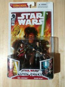 Star Wars: Legacy Comic Pack EXAR KUN & ULIQ QEL-DROMA Tales of the Jedi #6