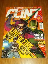 CLINT #9 JULY 2011 TITAN US MAGAZINE KICK-ASS TURF SUPERCROOKS MARK MILLAR<
