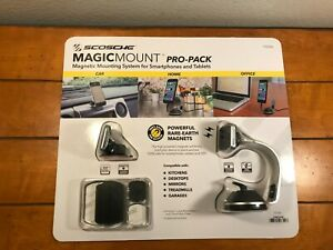 SCOSCHE MagicMount Pro Pack magnetic system for smartphones & tablets 1155506