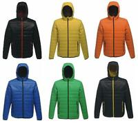 Regatta Mens Acadia Standout Packable Jacket High Vis Cycling Running Coat