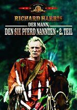 DER MANN, DEN SIE PFERD NANNTEN - 2 # Richard HARRIS # RARITÄT - DVD*NEU*OVP