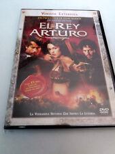 """DVD """"EL REY ARTURO VERSION EXTENDIDA"""" ANTOINE FUQUA KEIRA KNIGHTLEY CLIVE OWEN"""