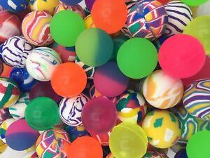 "1000 Superballs Super Bouncy Balls vending 27 mm 1"" party favors awards prizes"
