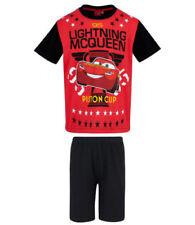 Pijamas y batas rojos Disney para niño de 2 a 16 años