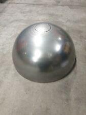 Laiton Hémisphère diamètre Ø 120 mm épaisseur 2,5 mm Brut