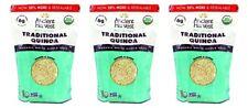 ***3 PACK*** Ancient Harvest Quinoa - Organic Gluten-Free Quinoa - 12 oz.